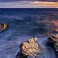 Crackington Haven Beach, Cornwall by David Ross