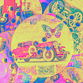 Crafty Car Commercial by Jorgo Photography - Wall Art Gallery
