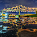 Crescent City Reflection by Chase This Light Photography