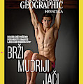 Croatian Cover Of The July 2018 National Geographic Magazine by Mark Thiessen