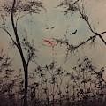 Crows by Laura Hartnett