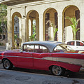 Cuban Chevy Bel Air by Mark Duehmig