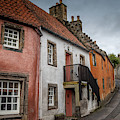 Culross Cottages by Ross G Strachan