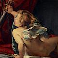Cupid, 1620 by Giulio Cesare Procaccini