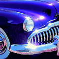 Custom 1949 Purple Buick by David King