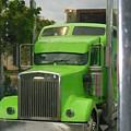 Custom Green Boca by Michael Neil