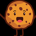 Cute Cookie For Cooke Lovers Men Women And Kids by Festivalshirt