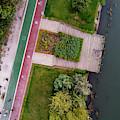Cycling Path by Okan YILMAZ