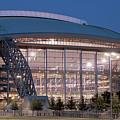 Dallas Cowboys Stadium 122818 by Rospotte Photography
