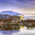 Dallas Cowboys Stadium Arlington Texas by Robert Bellomy