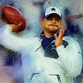 Dallas Cowboys.dak Prescott. by Nadezhda Zhuravleva