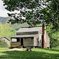 Dan Lawson Cabin by Nicholas Blackwell