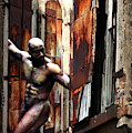 Dancin' In The Alley by Robert D McBain