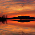 Dan's Sunset by Dale Kauzlaric