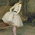 Danseuse, 1888 by Henri de Toulouse-Lautrec