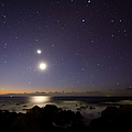Dawn Starry Night by Noriakimasumoto