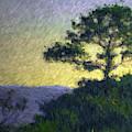 Daybreak by Gerlinde Keating - Galleria GK Keating Associates Inc