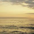Daybreak Over The Ocean 2 by Robert Banach