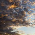 Daybreak Over The Ridge by Thomas R Fletcher