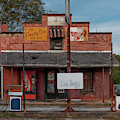 Days Of Old - Country Store by Dale Powell
