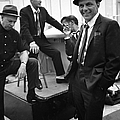 Dean Martinsammy Jr. Davisfrank Sinatra by Gjon Mili