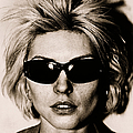 Debbie Harry Portrait Session by George Rose