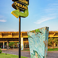 Deep Ellum Texas Neon - Dallas Cityscape by Gregory Ballos