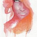 Deep Orange by Raffaello Saverio Padelletti