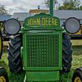 Deere In Headlights by Mark Dodd