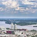 Delaware River by Trish Tritz
