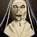 Demon Nun by Brandy Sullivan
