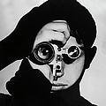 Dennis Stock by Andreas Feininger