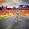 Desert Drive by Scott Kemper