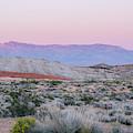 Desert On Fire No.1 by Margaret Pitcher