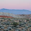 Desert On Fire No.2 by Margaret Pitcher