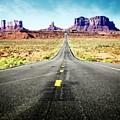 Desert Road by Scott Kemper