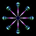 Diamond Wheel by Steve Purnell