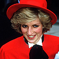 Diana In Cirencester by Princess Diana Archive