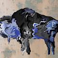 Digital Bison #6 by Kae Cheatham