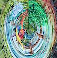 Digital I - Fish by James Lavott