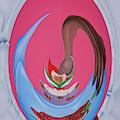 Digital I High Tea by James Lavott
