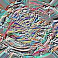 Digital II Mind That Hot Tea by James Lavott