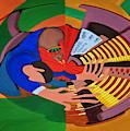 Digital Organist by James Lavott