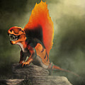 Dimetrodon by Daniel Eskridge