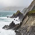 Dingle Ireland Coastline  by John McGraw