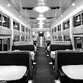 Dining Car by Sharon Popek