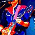 Dire Straits Mark Knopfler by David Conin