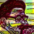 Diz Blowin High by Tony Adamo