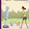 Dog Walking 2.0 by Tom Gauld