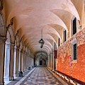 Doge's Corridor by Harriet Feagin